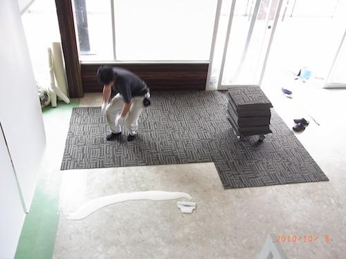 床貼り.JPG